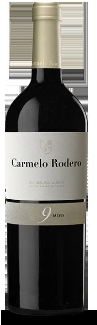 9 Meses. Bodegas Carmelo Rodero. Ribera del Duero.