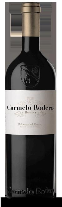 Reserva. Bodegas Carmelo Rodero. Ribera del Duero.